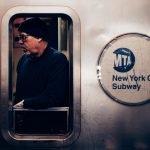 Ph. Oliver Cole. New York City Subway.